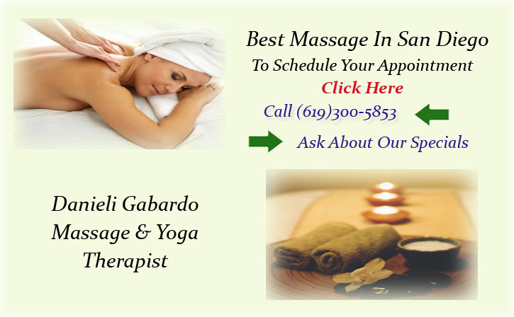 Best Massage Therapist Serving Downtown San Diego And Surrounding Communities
